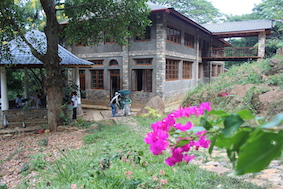 Even the backside is beautiful